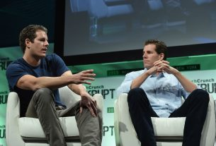 Newsflash: Bitcoin Price Slides After SEC Rejects Winklevoss ETF