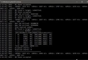 New NebuTech BTMiner 6.0 for Nvidia GPU Mining Rigs Available
