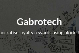 Gabrotech Files Patents and Announces Partnerships, a Week Ahead of the ICO