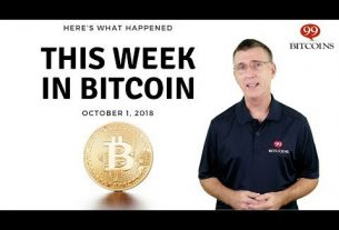 Bitcoin News Summary – October 1, 2018