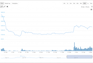 Investors Prefer Ethereum (ETH) to Bitcoin Cash (BCH)