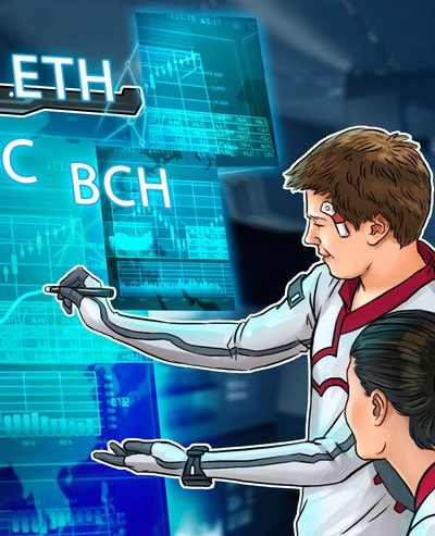 Top 5 Crypto Performers Overview: BTC, ETH, BCH, LTC and XMR