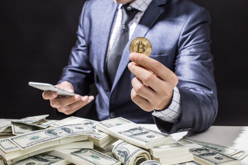 Crypto Hedge Funds Bought the F**king Dip During 2018's Bitcoin Crash
