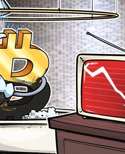 Crypto Markets See Major Correction, BTC Below $7,350 as US Stock Futures Trade Lower