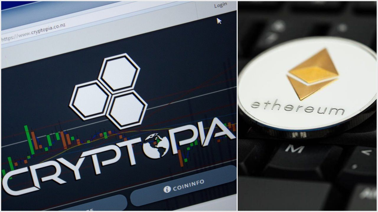 Watch Out! $375,000 of Cryptopia's Stolen Ether on the Move