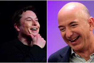 Elon Musk Takes a Jab at Jeff Bezos Over Nonsensical Space Colony Idea
