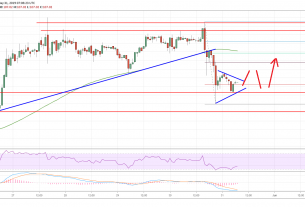Litecoin (LTC) Price Analysis: Important Uptrend Supports Nearby