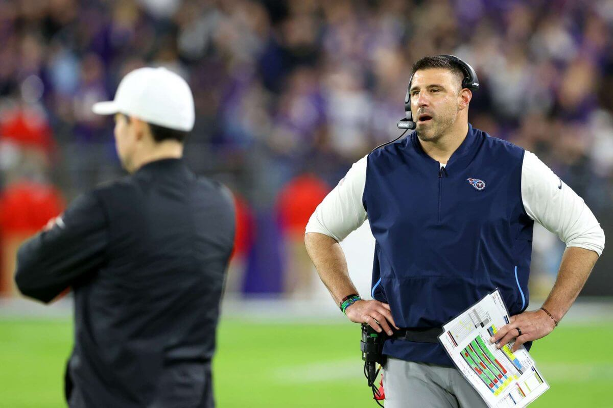 Mike Vrabel May Not Be as Eager to Win the Super Bowl as You'd Think