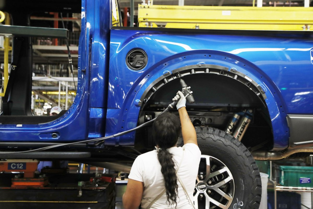 The Next Recession Can Bankrupt Ford Motor Company