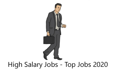 Top Jobs 2020 – 10 Higher Salary Jobs