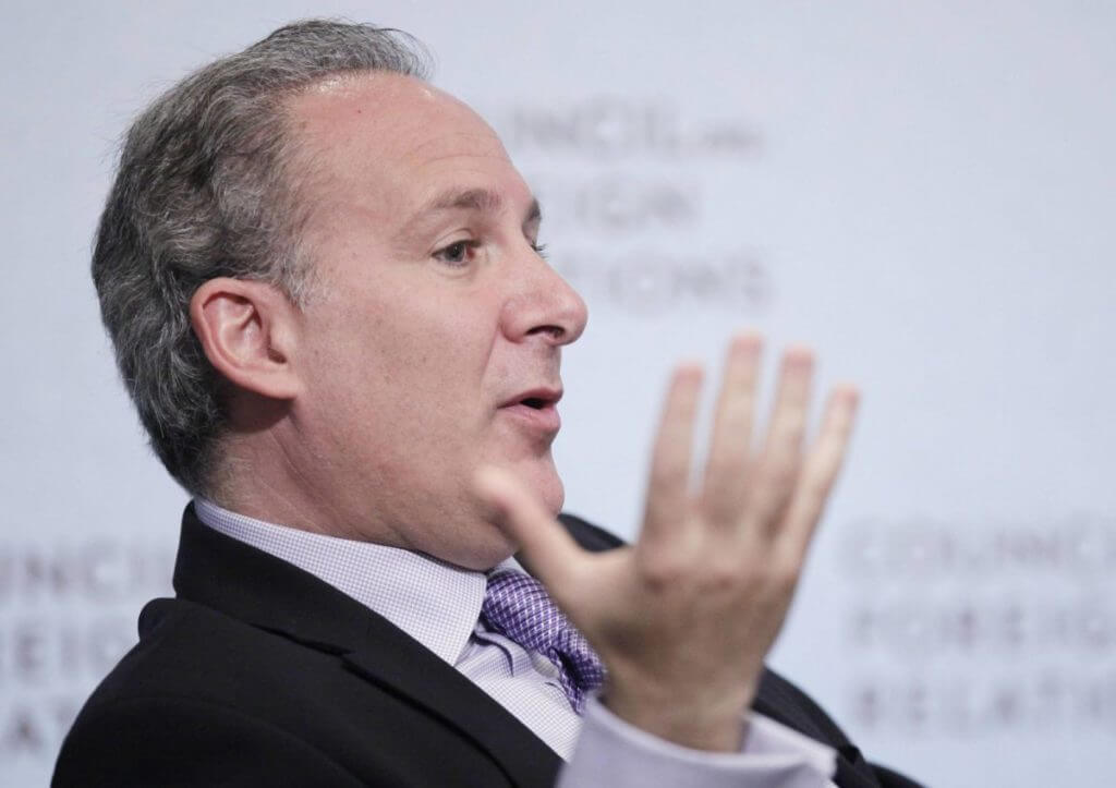 Peter Schiff's Bitcoin Wallet Vanishing Act Is the Most Boomer Thing Ever