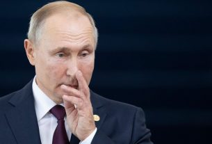 Here's Why Putin Will Be The Nasty Surprise In Trump's War With Huawei