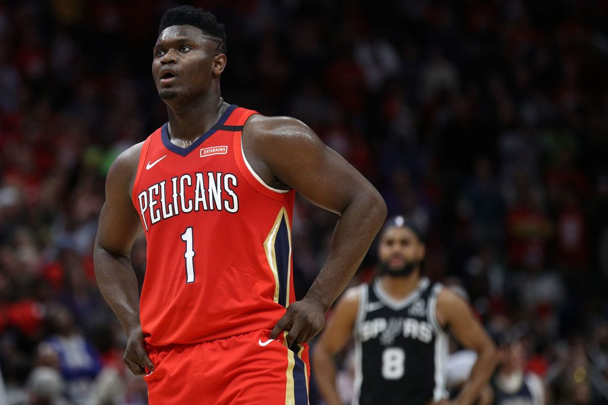 New Orleans Pelicans Aren't Going to Risk Another Devastating Zion Williamson Injury