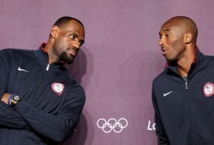 LeBron James Somehow Made His Kobe Bryant Tribute About Himself
