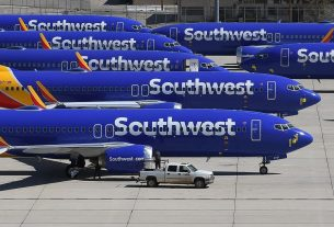 Flew Southwest Recently? You Did Great Arriving Alive