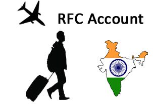 Resident Foreign Currency Account – RFC Account for returning NRI