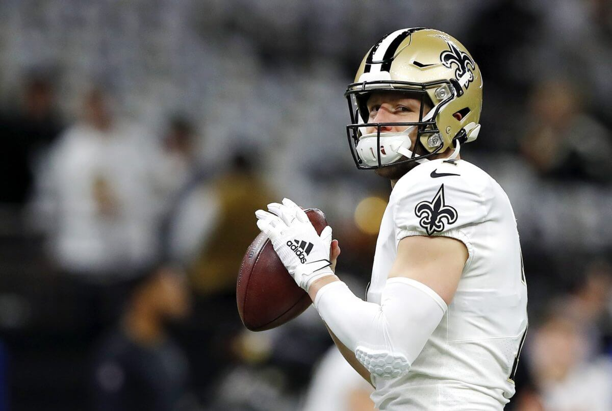 Taysom Hill Can Play Football, but as a 'Franchise Quarterback?' No Chance.