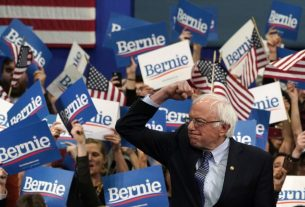 Trump's $1 Trillion 'MAGA Club' Is Going All in on Bernie Sanders