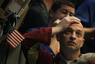 The Dow Is Crashing Because Punch-Drunk Bulls Finally Sobered Up