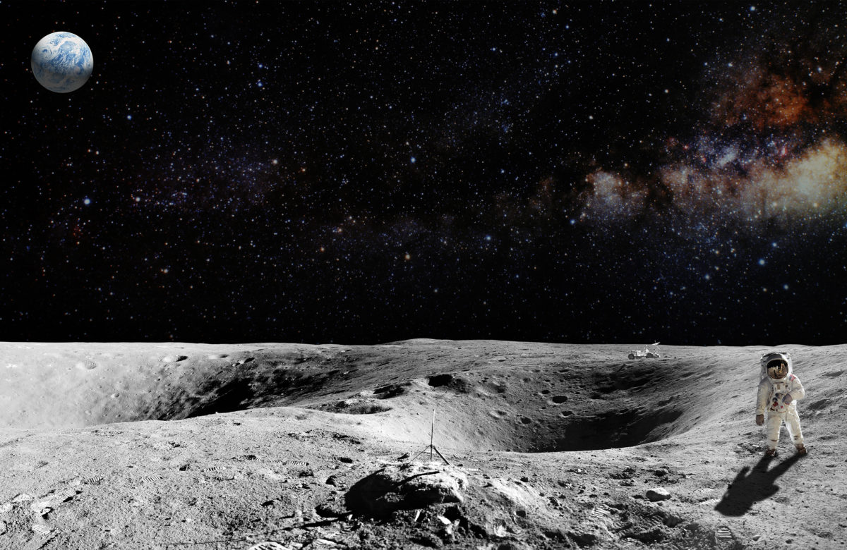 Analyst: Moon Mission For Tezos Cryptocurrency Following Hammer Reversal