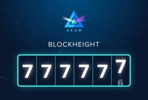 Next BEAM Hard Fork is Planned for June 28th (Block #777777)