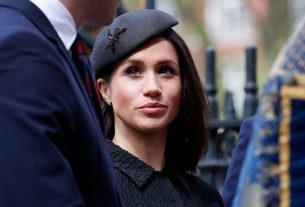 If You Thought Meghan Markle Was Thirsty for Fame, Check out Her Dad