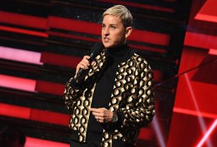 Ellen DeGeneres Posts Tone-Deaf Tweet, Proving She's Really Awful