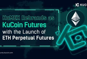 KuMEX Becomes KuCoin Futures, ETH Contracts and More Features to Follow