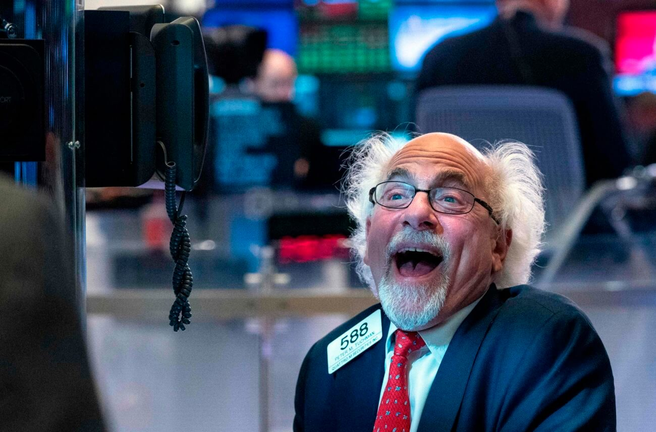 This Insane Stock Market Doesn't Care About a US-China Trade War
