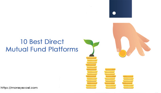 10 Best Direct Mutual Fund Platform in India