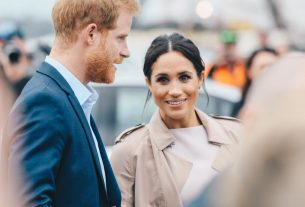 Meghan Markle Quit the Royal Family Because She Couldn't Control It