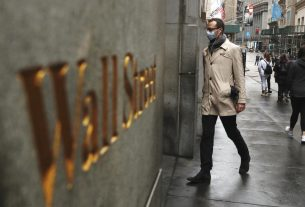 Dow Futures Soar as New York Hits Remarkable Virus Milestone