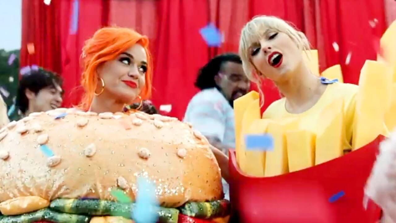 Katy Perry Thinks Being BFFs with Taylor Swift Is Heroically Feminist