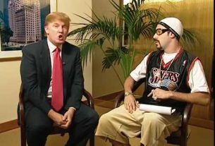 Dave Portnoy's Trump Interview Was As Fascinating As It Was Fruitless