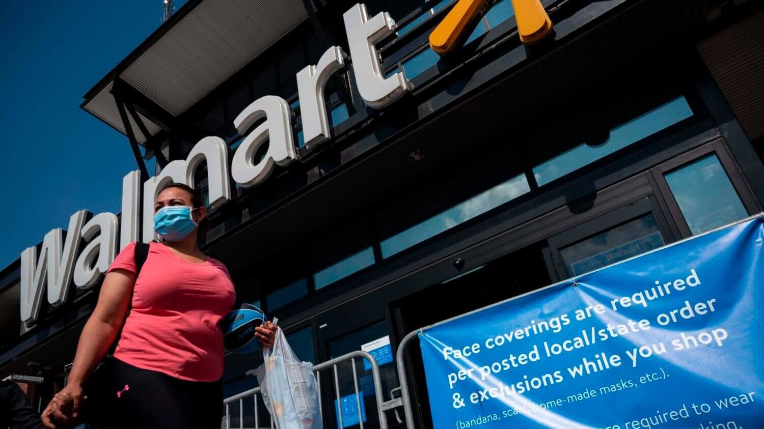 Walmart's Mass Layoffs Could Be the Canary in the Coal Mine