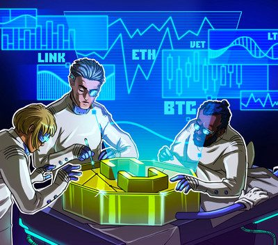 Top 5 Cryptocurrencies to Watch This Week: BTC, ETH, LINK, VET, LTC