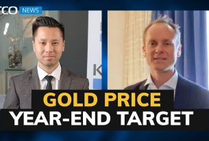 This Is Why Gold Prices Still Have Massive Upside