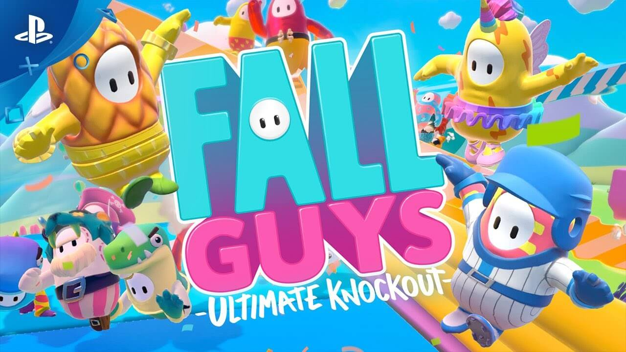 Fall Guys Is Dominating Steam – But It's Even More Popular on PS4