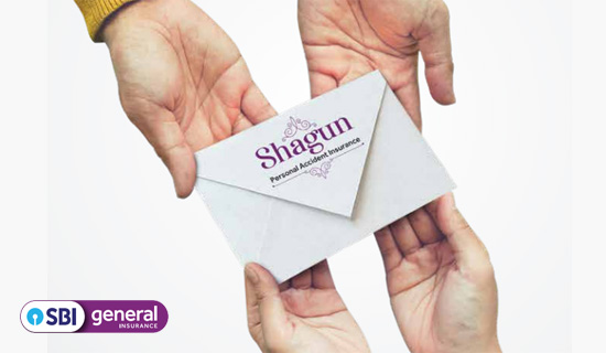 SBI Shagun Policy – Personal Accident Policy