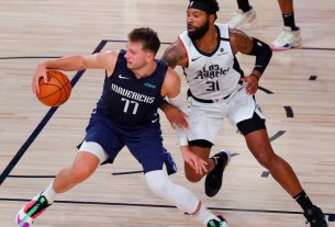Did Marcus Morris Intentionally Step on Luka Doncic's Injured Ankle?
