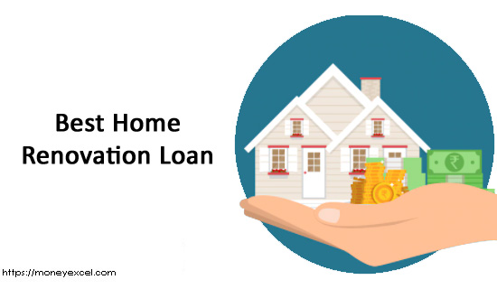 Best Home Renovation Loan in India