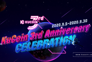 KuCoin Celebrates 3rd Anniversary with New Spotlight, KuChain Updates and Porsche 911 Giveaway