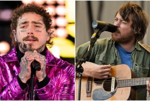 Will Post Malone Make Music With Fleet Foxes, or Just Remain a Fan?