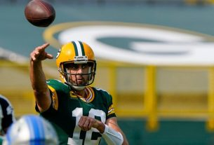 The Secret Behind Aaron Rodgers' Early Success This Season