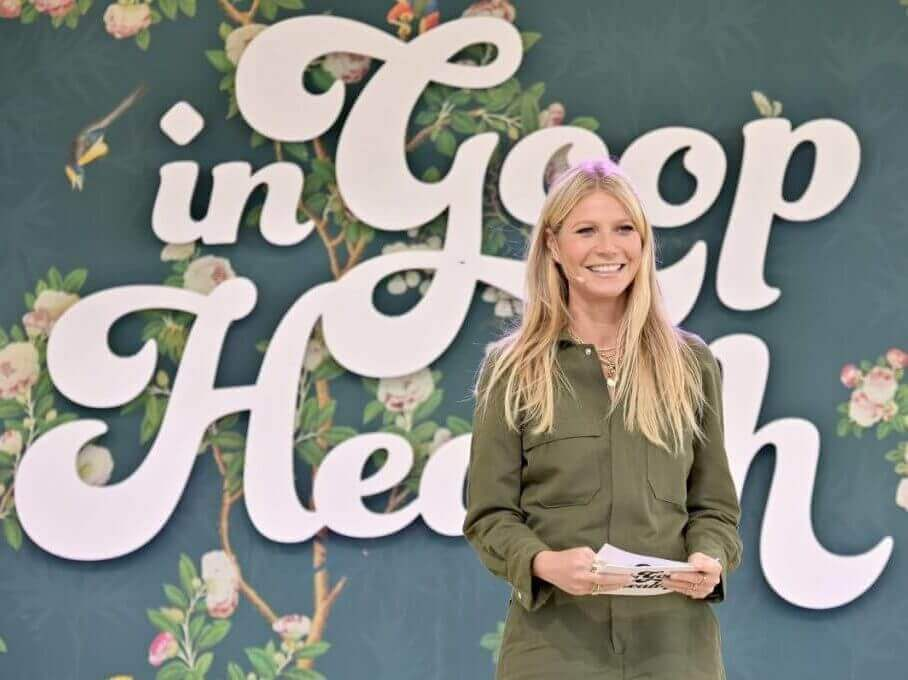 Gwyneth Paltrow Posts a Thirst Trap for Goop – She's Getting Desperate