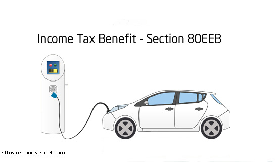 Electric vehicle Loan Income Tax Benefit – Section 80EEB