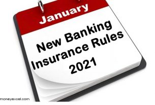New Banking and Insurance Rules applicable from 2021