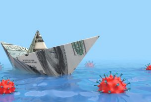 Bitcoin Bloodbath: How The Dollar Turned A Sea of Green Red