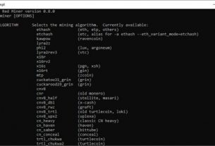 TeamRedMiner 0.8.0 With Improved Support for the Ethash Algorithm