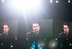 "What Edward Snowden Thinks ""Dragon Level"" Wealth Will Do To Bitcoin"